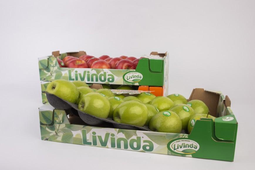 Livinda apples just got greener