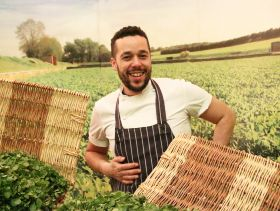Chefs back British watercress campaign