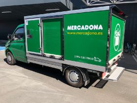 Mercadona trials greener deliveries