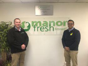 Manor Fresh teams up with KisanHub