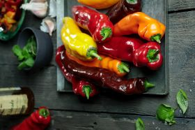 Colour and taste are pepper priorities