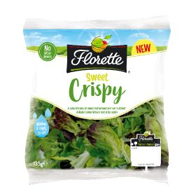 Florette launches Sweet Crispy mix