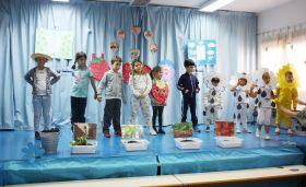 Huelva kids say yes to berries