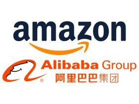 Amazon, Alibaba leading retail brands