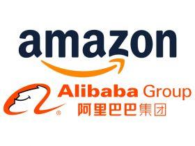 Amazon, Alibaba leading retail brands