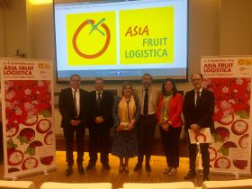 Asia Fruit Logistica woos Murcian suppliers