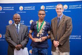 Halls rewards top graduates in South Africa