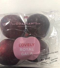 Goatham launches Royal Gala first