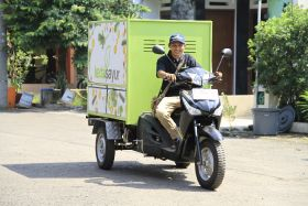 A fresh approach for Indonesian hawkers