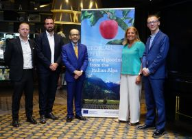European apple growers target Malaysia