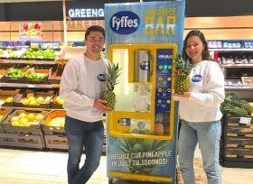 Fyffes' Piñabar lands in Ireland