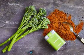 Tenderstem launches new spice blend
