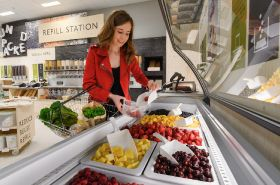 Waitrose launches refillable fruit aisles
