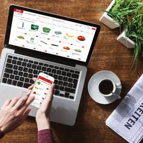 Huge online growth to transform global grocery market