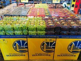 NBA boost for Pristine grapes