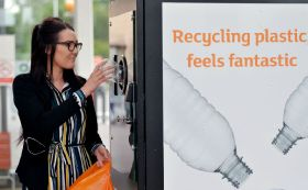 £4.7m grant to boost recycling infrastructure