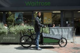 Waitrose expands Rapid Delivery trial
