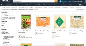 Amazon extends Morrisons delivery