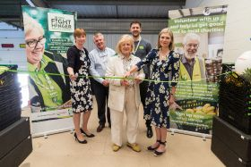 FareShare opens new warehouse in Kent