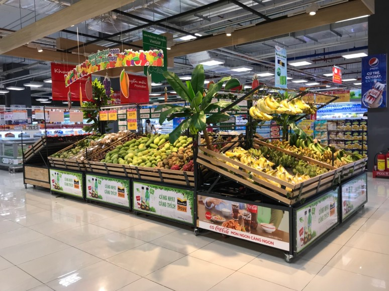Saigon Coop Buys Auchan Vietnam