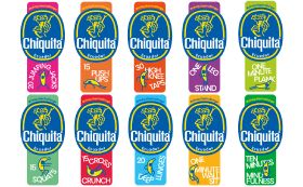 New branding exercise for Chiquita