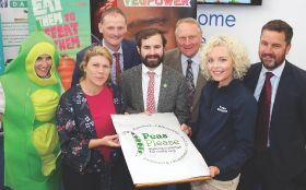 Lottery win boosts veg campaign