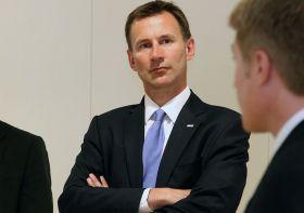 Hunt won't commit to NFU no-deal pledge