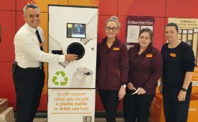 "Sainsbury's launch ""reverse"" vending machines"