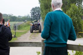 Driverless tractors 'can make farming safer'