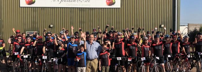 Goathams raise cash for Kent sports access