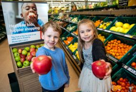 Tesco reaches 100m landmark in free fruit scheme
