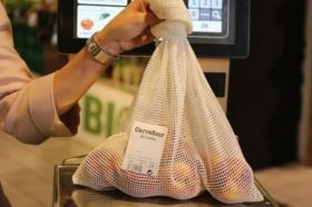Carrefour launches reusable fruit and veg bags