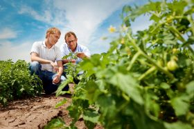 Bayer hosts agriculture showcase