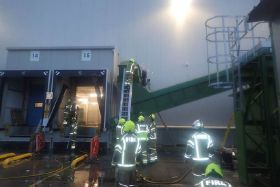 Ocado suffers second fire of the year