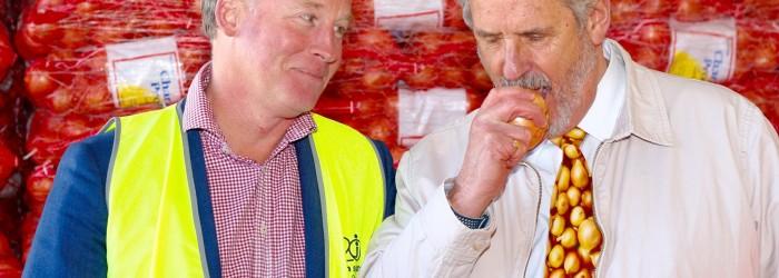 Tasmanian onion exports rebound