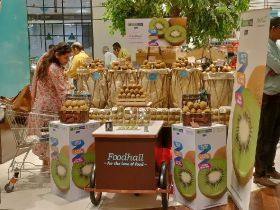Chilean kiwifruit extends Indian promotions