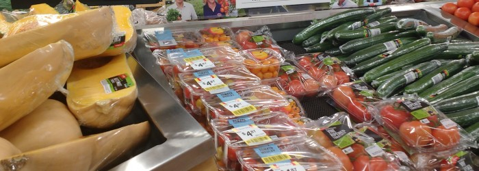 Counting the cost of food waste