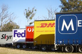 Australian airport lines up logistics