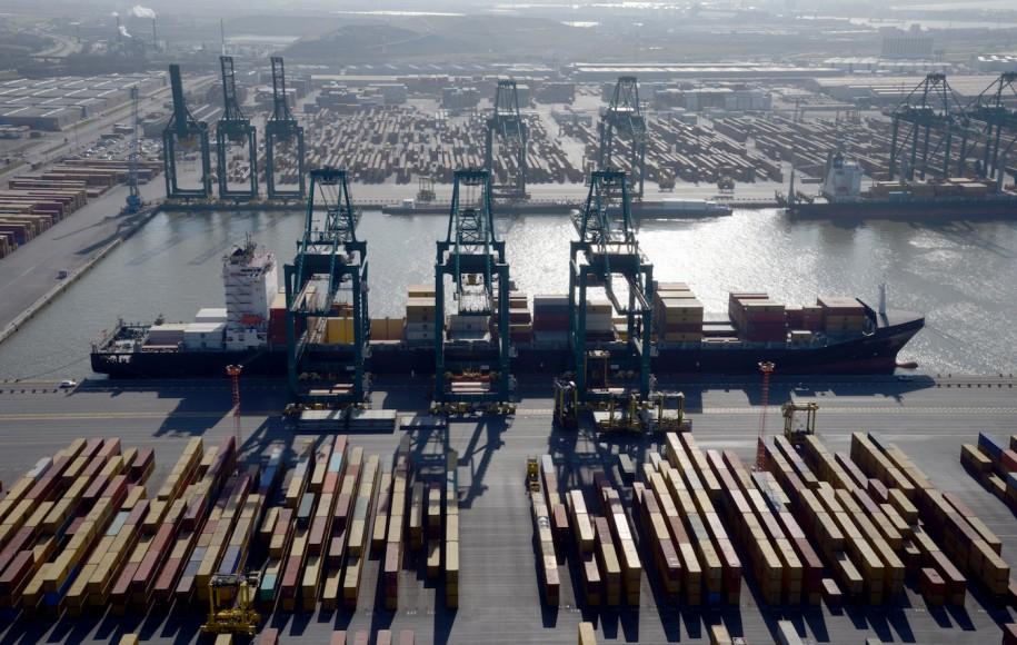 Port of Antwerp prepared for worst