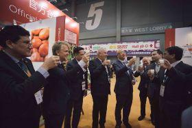 Peru a hit at Asia Fruit Logistica