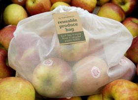 Sainsbury's 'to halve plastic packaging by 2025'