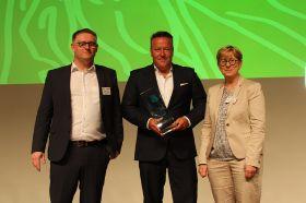 Landgard's Armin Rehberg lands Green Mercury award
