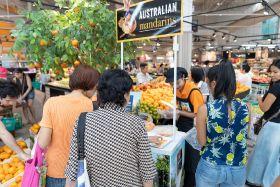 Thai rush for Australian mandarins