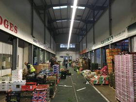 Spanish floods hit UK wholesalers