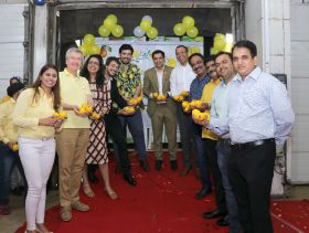 Argentine lemons arrive in India