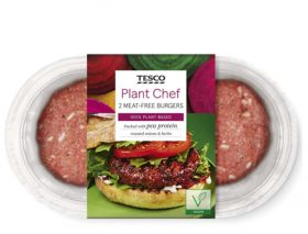 Tesco unveils new own brand plant-based range