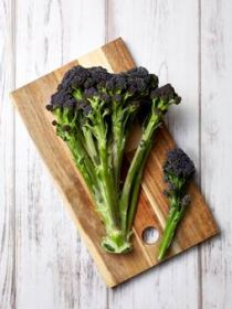 Staples unveils Burgundy Broccoli