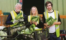 FareShare ties the Waste Knot with Ferryfast