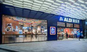 Aldi expands in China