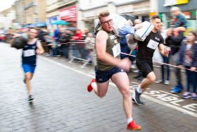 "Ely hosts ""most keenly contested potato race yet"""